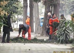 نظافت شهری